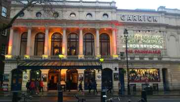 Garrick Theater, London