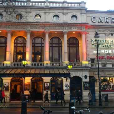 Garrick Theater, London