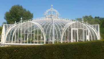Brussel's Botanical Garden in Meise
