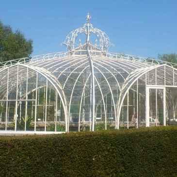 Brussel's Botanical Garden in Meise
