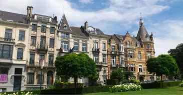 Square Ambiorix, Brussels
